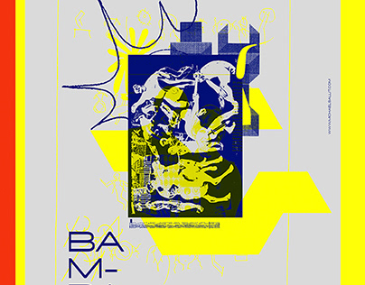 Gig Posters for Soccer Mommy, Bambara and Helms Alee
