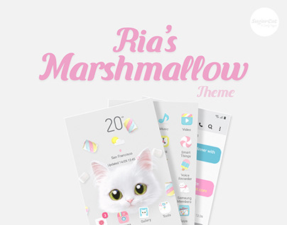Ria's Marshmallow Theme