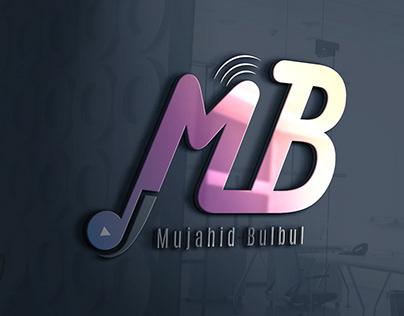 mujahid bulbul mb logo