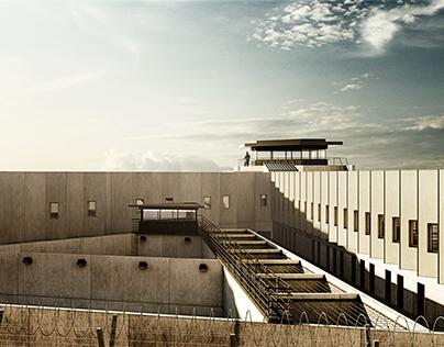 Prison in Gdańsk