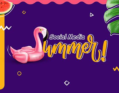 Summer l Social Media