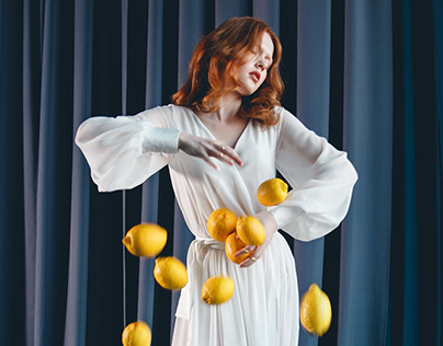 Make Me Lemonade for Shuba Magazine
