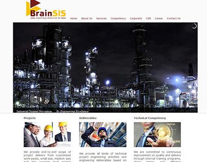 Website Template - Brainsis.com