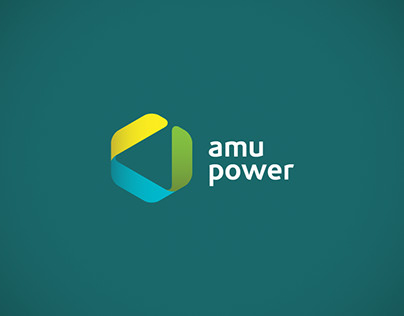 Amu Power Corporate Identity