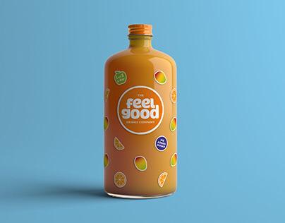 UNIVERSITY WORK - YCN: Feel Good Drinks