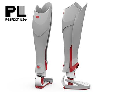 Perfect Leg: Transtibial Prosthetic