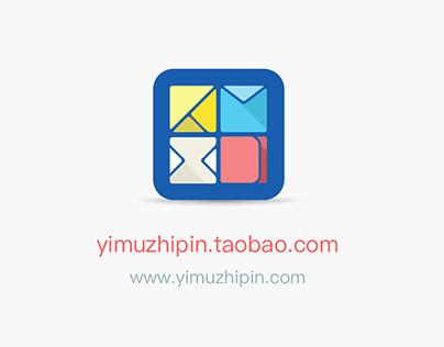 Postcard Design Taobao Progect