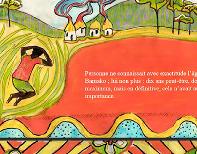 My children book illustrations