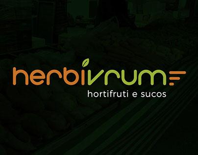 herbivrum | caminhão hortifruti + sucos