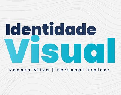 Identidade Visual e Papelaria   Personal Renata Silva