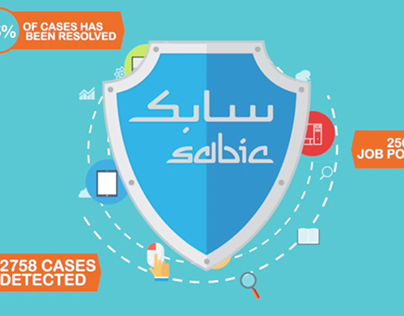 SABIC's annual IT achievements video.