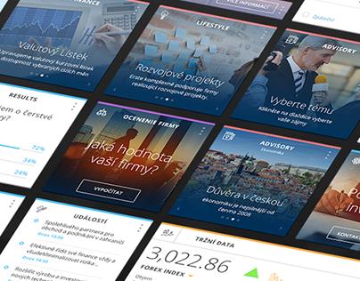 B360, the customisable internet-banking dashboard
