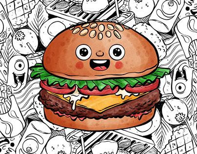 Food Doodles