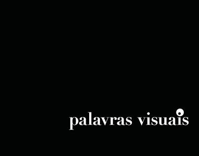 PALAVRAS VISUAIS