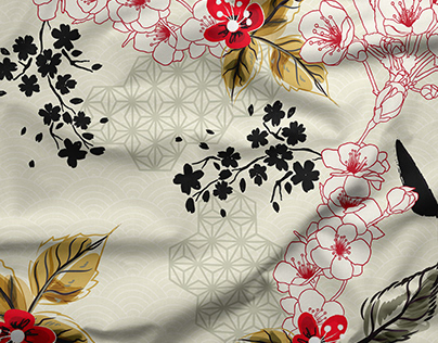 Patterns // Japonismo