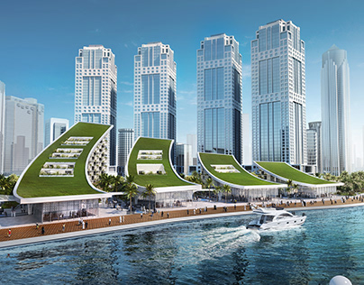 Dubai Residential Building
