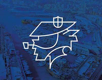 Sampdoria - Logo rebrand
