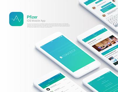 Pfizer Mobile App