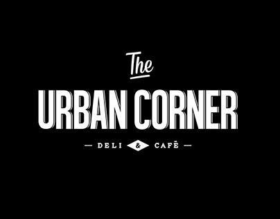 BRANDING. The Urban Corner