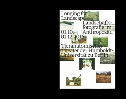 Longing for Landscape