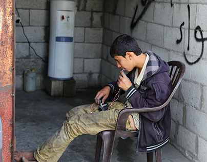 Gaza / Khan younis 2016