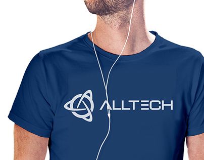 Alltech | Brand identity | technology | security