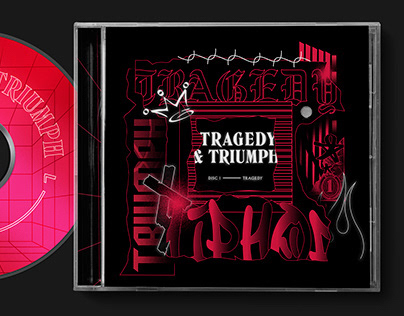 Tragedy & Triumph – 2 Part Mixtape Deluxe Packaging