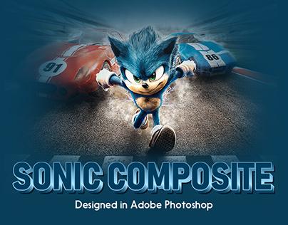 Sonic The Movie Composite