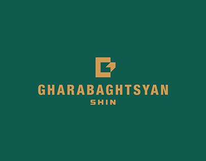 Gharabaghtsyan Shin Branding