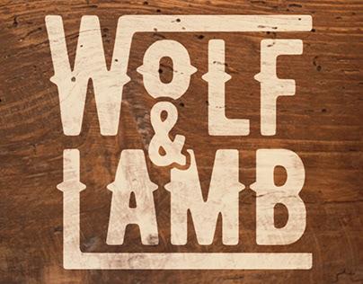 Wolf & Lamb Beer Packaging