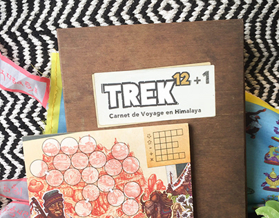 TREK 12 + 1 - Lumberjacks-Studio