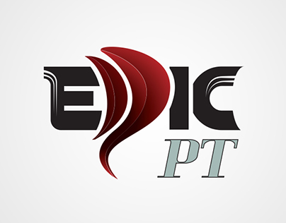 Epic PT Logo Design Project from designcrowd.com