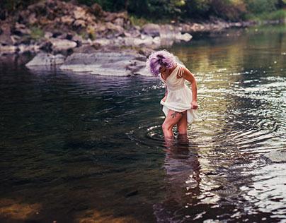 Kristen / Pentax 67 / 105mm