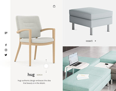 shop.aroa - New and innovative furniture store.
