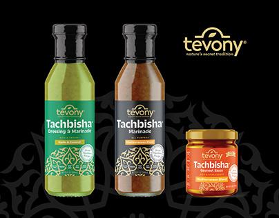Tachbisha - Packaging