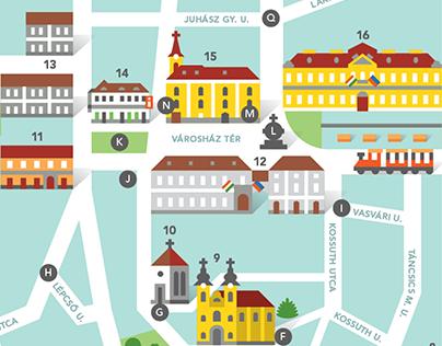 Székesfehérvár city guide