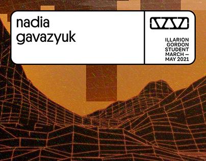 Nadia Gavazyuk