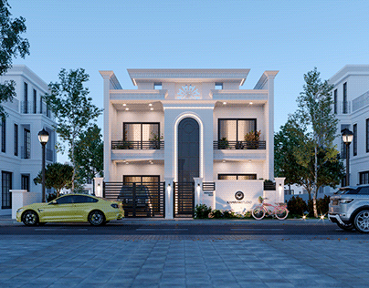 SIMPLE CLASSICAL HOUSE