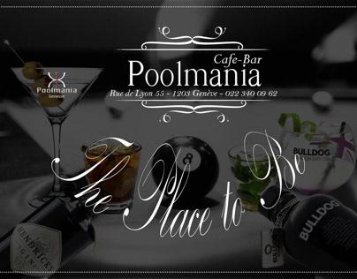 Flyer Poolmania