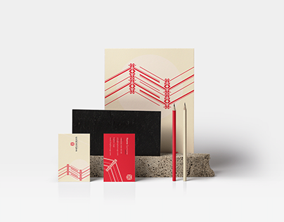 Logo and Brand identity for Kaplan Rugs