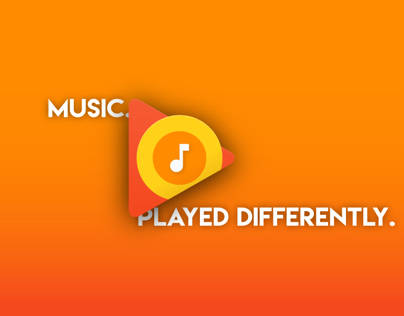 Google Play Music Advert
