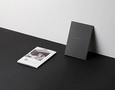 PR/01 Leaflet | NATIVE UNION x La Boite Concept
