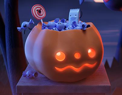 Sweet Halloween!