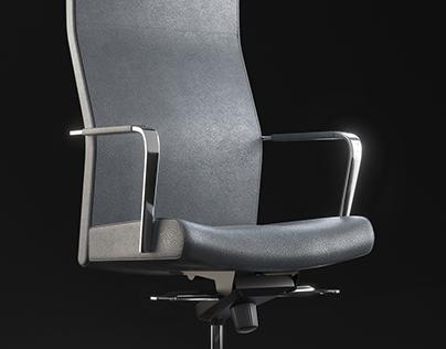 Keilhauer Vanilla chair