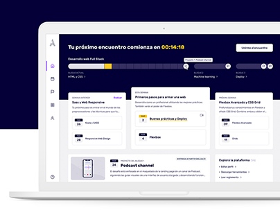 Educational Platform - Product Design