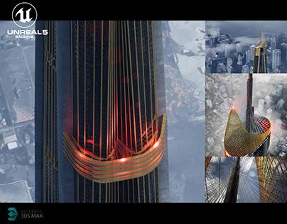 Full CG Realtime Render Unreal Engine 5
