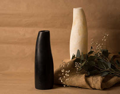 Room No.9's Positive Negative Vases Shoot