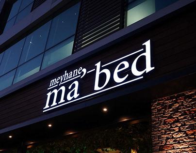 Meyhane Ma'Bed Logo Tasarımı