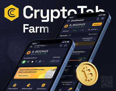 CryptoTab Farm Redesign