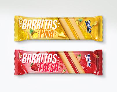 Packaging Barritas